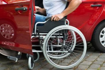 Количество инвалидов за рулём выросло в 2017 году