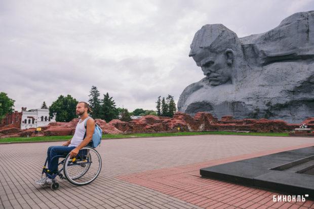 Дмитрий Щебетюк - автостопом по Беларуси, страху и невежеству