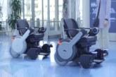 Cамоуправляемые электроколяски в японском аэропорту
