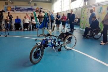 Колесо свободы: в Серпухове изобрели байк для инвалидов