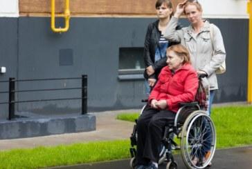 Псковской колясочнице-новоселу поменяют квартиру на более доступную