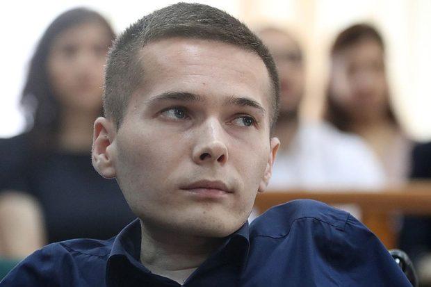 Антон Мамаев - лишение свободы заменили на штраф