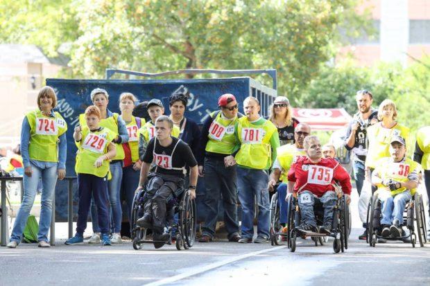 IV Фитнес-день для людей с инвалидностью успешно завершился!