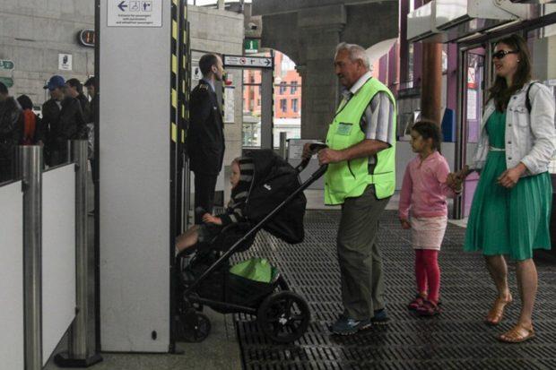 Служба помощи малоподвижным пассажирам Санкт-Петербург