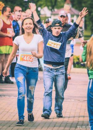 Крылья Ангелов - фестиваль бега