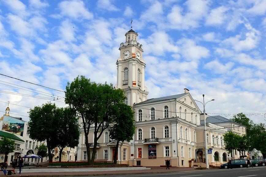 Более 200 работ собрала выставка в Витебске