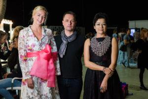 Паралимпийская чемпионка покорила подиум Moscow Fashion Week
