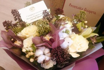 Лукашенко поздравил «Мисс мира на инвалидной коляске»