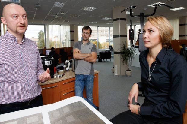 Как белорусы сделали бесплатное приложение для незрячих и волонтеров