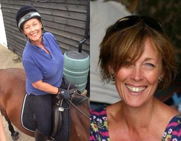 Великобританка Валери Джонс погибла, отмечая победу над раком груди
