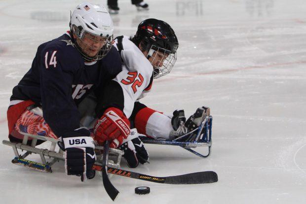Джош Полс - Преград не существует, если в сердце живет хоккей