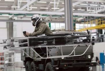 «Калашников» показал первый российский летающий мотоцикл