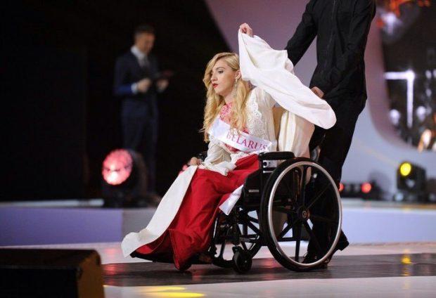 """Что осталось за кулисами """"Мисс мира на коляске"""""""