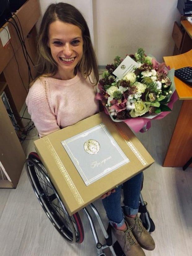 "Лукашенко поздравил ""Мисс мира на инвалидной коляске"""