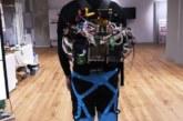 Гибкий экзоскелет от Panasonic, обтягивающий тело как вторая кожа