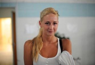 Олеся Владыкина на Moscow Fashion Week 2017