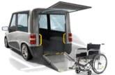 Нейромобиль для людей с инвалидностью