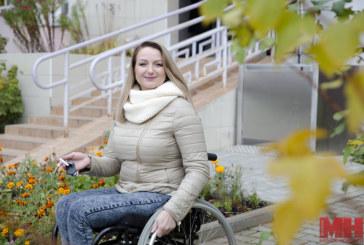 Молодая мама с инвалидностью – о жизни после трагедии