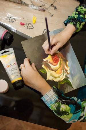 Где Наталья Картушина берет силы для работы и творчества