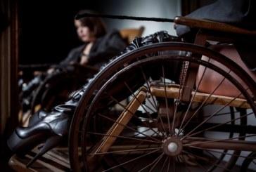 Эротика и инвалидность – Аарон Пол Роджерс