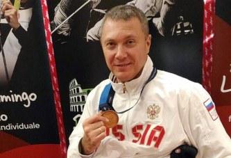 АО «РЭС» выступило спонсором Александра Логутенко