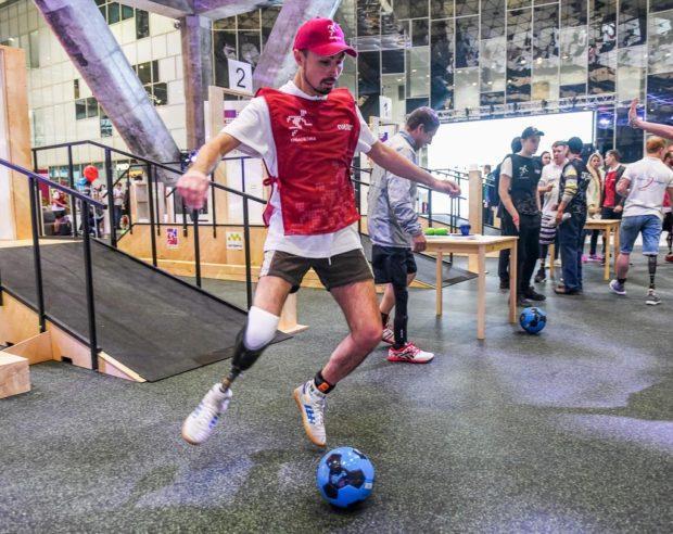Первенство России по Кибатлетике