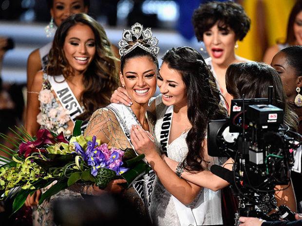Мисс Вселенная 2017 - победа южноафриканки