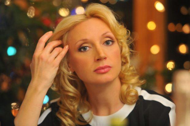 Кристина Орбакайте поддержала благотворительный проект «Танец жизни»