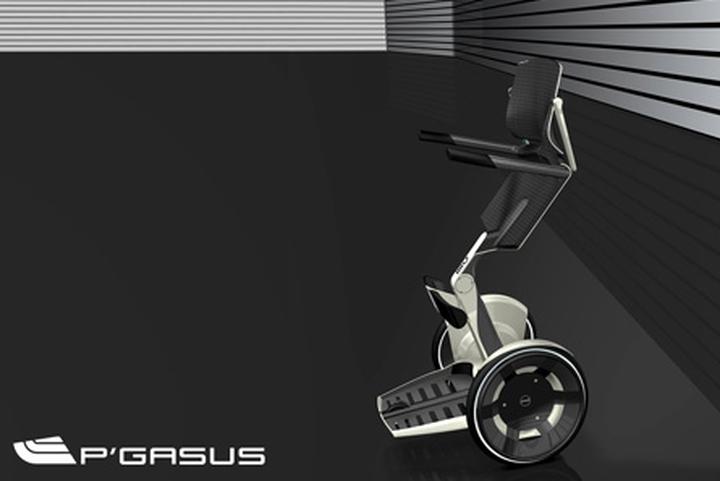 Pegasus от Porsche design studio