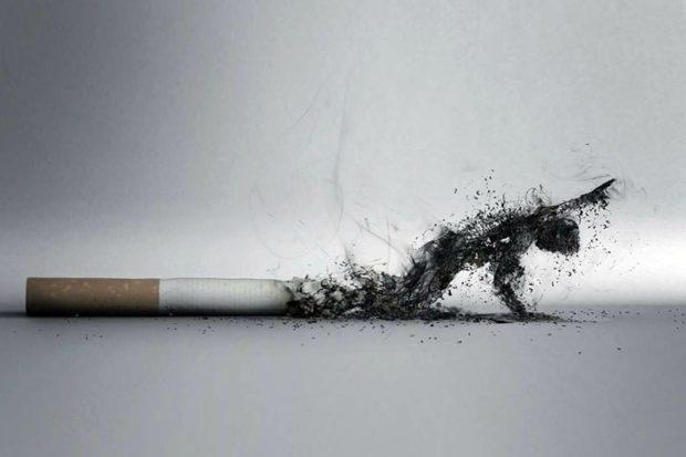 Курение наносит вред здоровью
