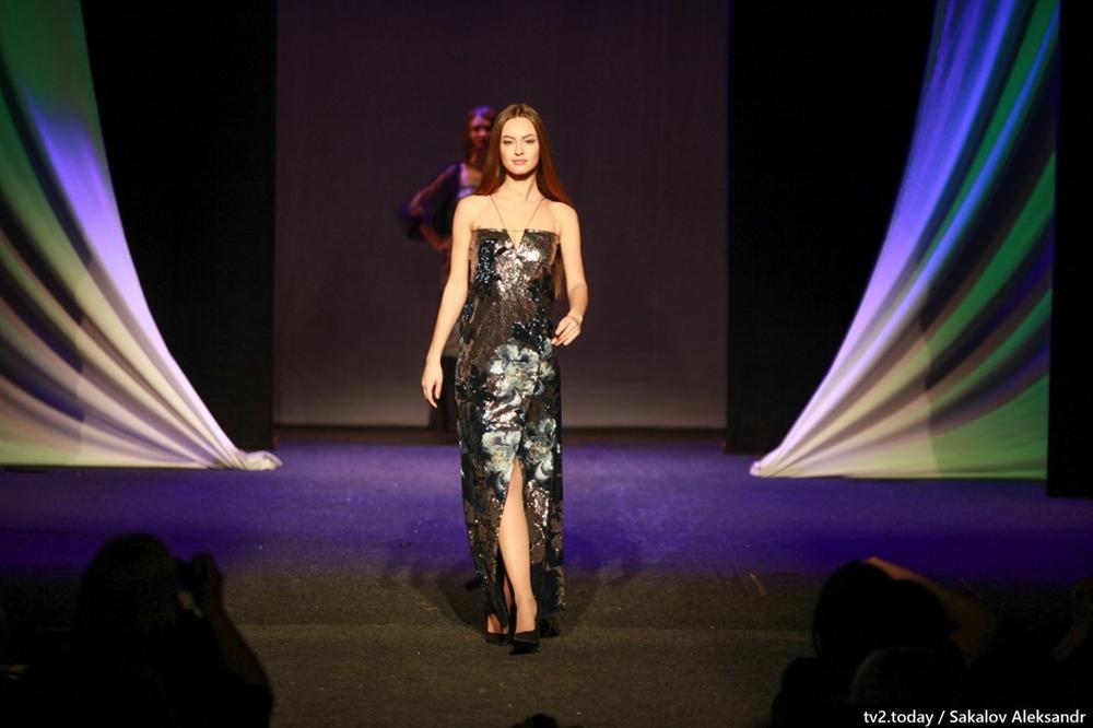 В Томске прошел показ коллекций одежды для «особых» людей