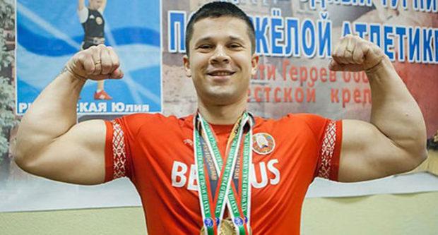 Виктор Братченя - Человек с железной хваткой