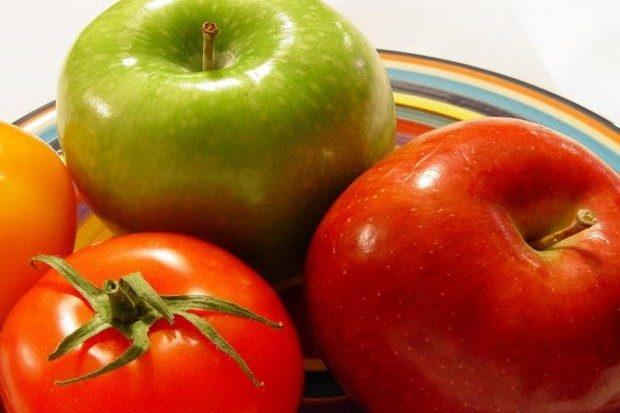 Томаты и яблоки - мощное оружие против болезней легких