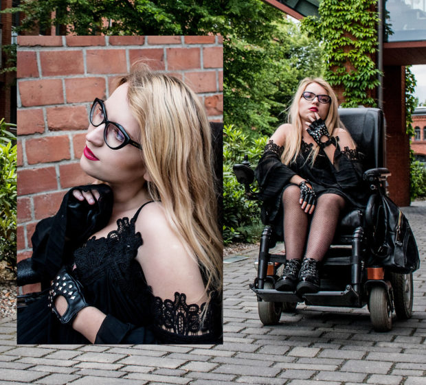 Сильвия Блах (Sylwia Błach) - я женщина с коготками