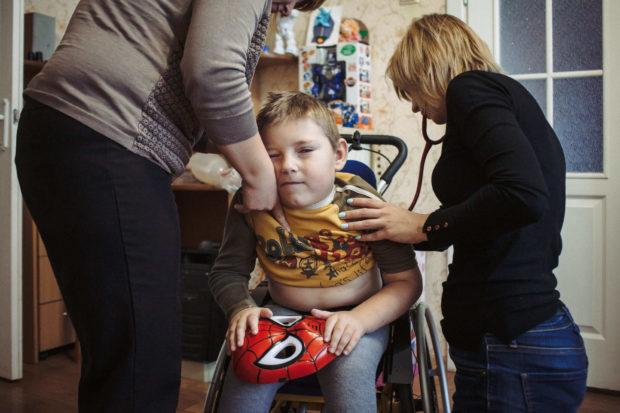 Таня Шевко: Моя цель — сделать так, чтобы во всех поликлиниках был известен алгоритм работы с детьми с нервно-мышечными болезнями