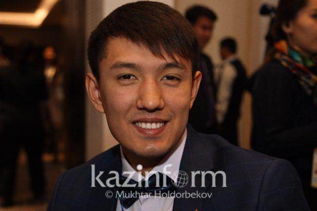 Елдос Баялышбаев - один из «100 новых лиц»