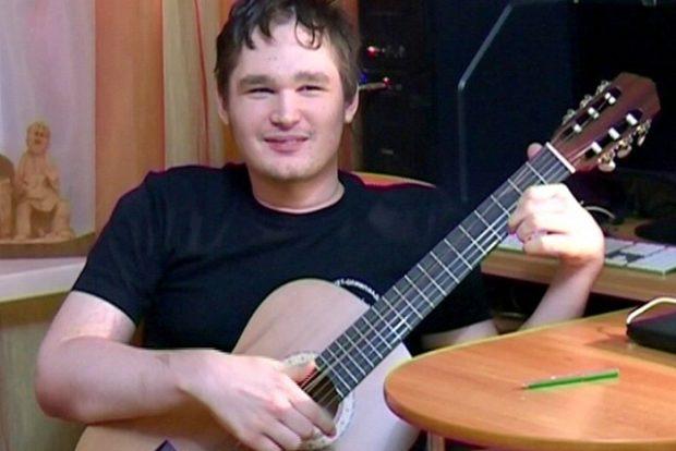 Андрей Комисаров, финалист Международного математического конкурса