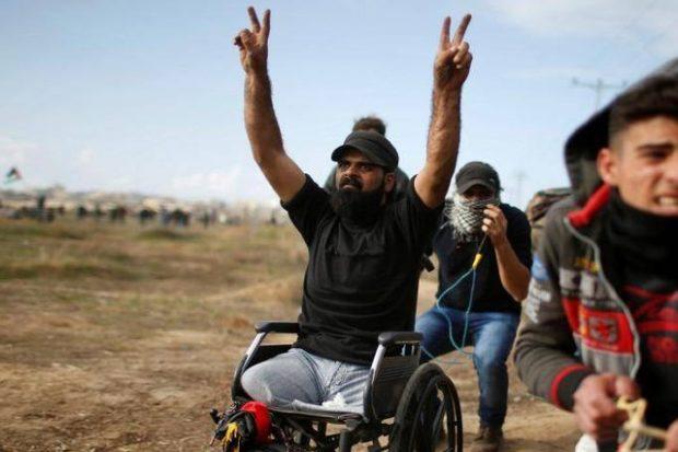 ООН: Израильские силы безопасности совершили шокирующее убийство палестинского инвалида в коляске