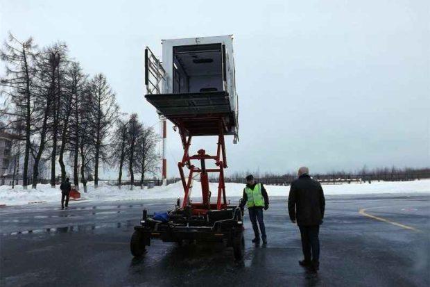 В чебоксарском аэропорту появился амбулифт