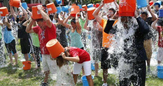 Ice Bucket Challenge: вдохновивший мир Энтони Сенеркья