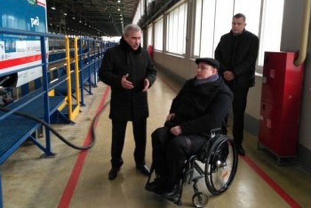 ФСИН запретила этапировать инвалидов на коляске в поездах