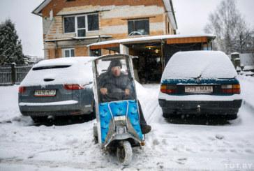 Владимир Медведский – водитель-профессионал