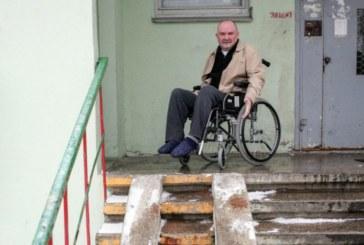 Минск – В очереди за пандусом