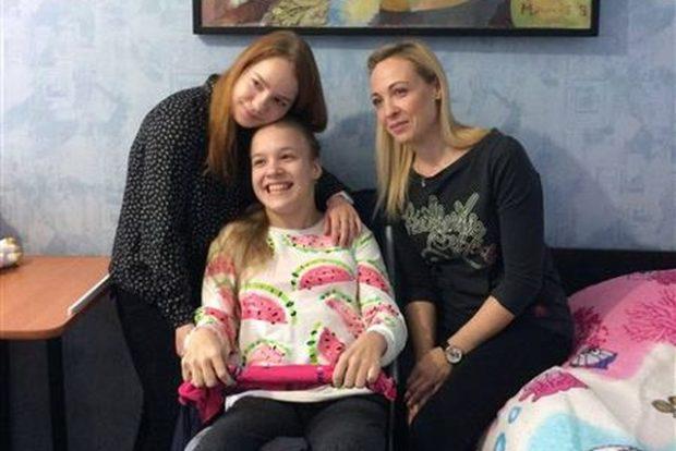 Семье Елисеевых предоставили жилье в«Доме ветеранов»