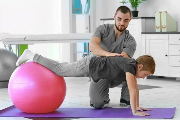 Кинезитерапия (ЛФК) – лечение движением