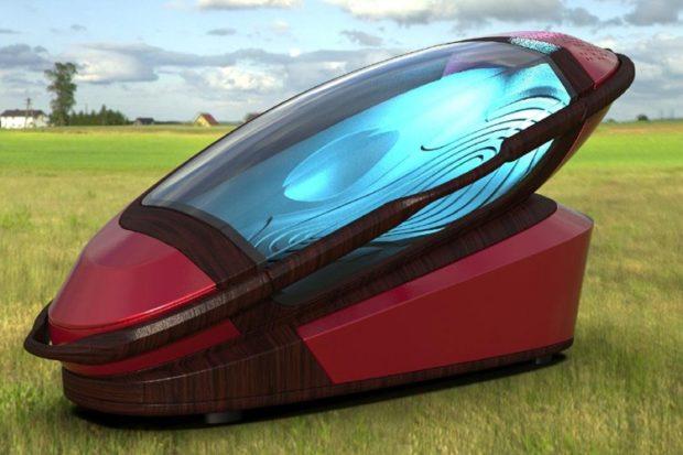 Машину для эвтаназии напечатают на 3D-принтере
