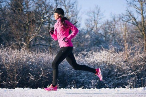 2 рубля за 1 км. Белорусы смогут бегать зимой в помощь детям-инвалидам