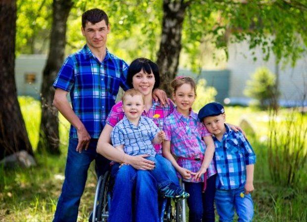 Многодетный отец-инвалид из Миасса вошел в состав Федерального совета отцов