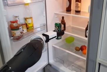 Роботы будут бегать за пивом