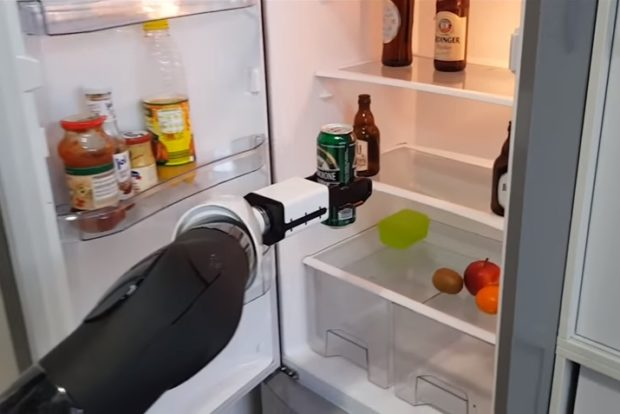 Прогресс - Роботы будут бегать за пивом